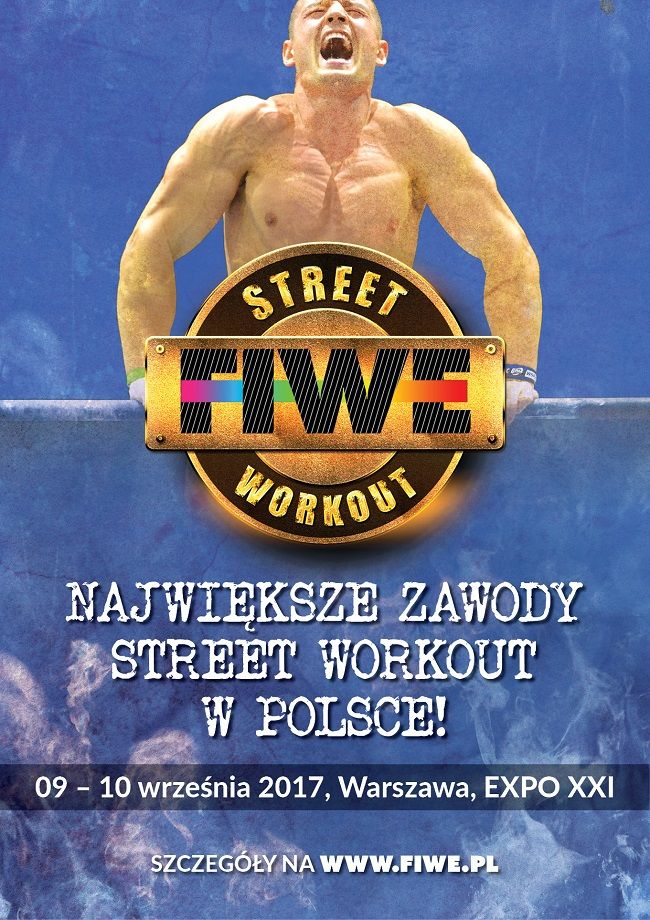FIWE STREET WORKOUT