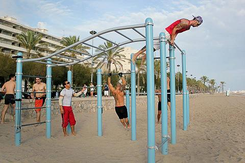 Park do Street Workout