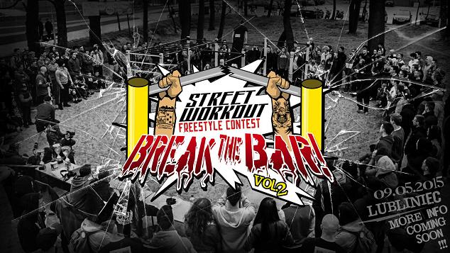 Street Workout -  Break the Bar!