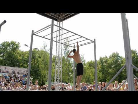 Ghetto Workout Poland Championship 2014